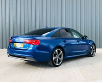 USED 2013 AUDI A6 2.0 TDI BLACK EDITION 4d 175 BHP