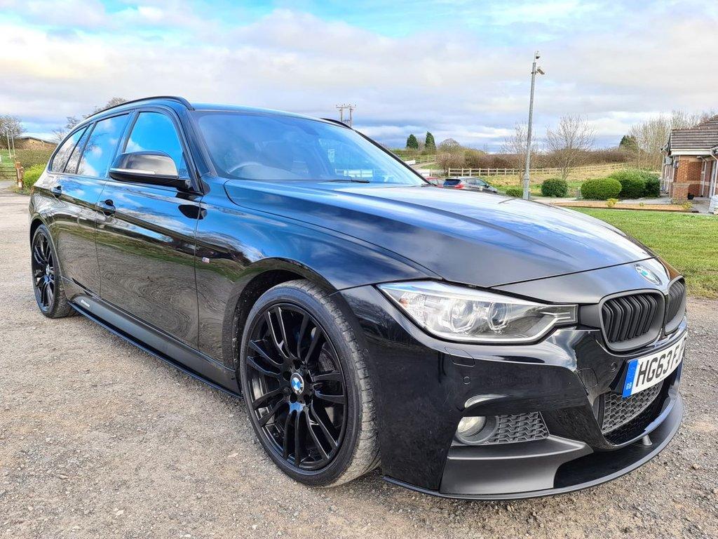 USED 2014 63 BMW 3 SERIES 2.0 320D M SPORT TOURING 5d 181 BHP