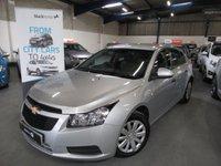 2013 CHEVROLET CRUZE 1.6 LS 5d 124 BHP £3690.00