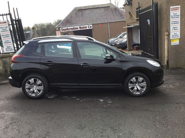 USED 2017 17 PEUGEOT 2008 1.6 BLUE HDI ACTIVE 5d 75 BHP ++VEHICLE NOW RESERVED ++