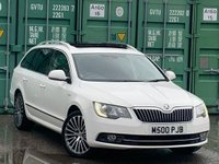 USED 2013 M SKODA SUPERB 2.0 TDI CR DPF Laurin & Klement DSG 5dr BUY ONLINE +FREE HOME DELIVERY