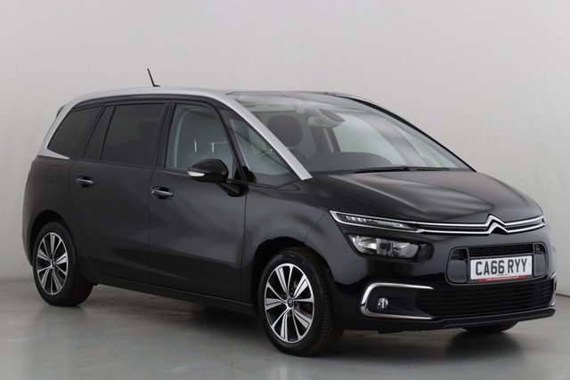 View our 2017 66 CITROEN C4 GRAND PICASSO 1.6 BLUEHDI FLAIR S/S 5d 118 BHP