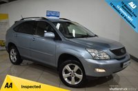 USED 2007 07 LEXUS RX 3.5 350 LTD EDITION 5d 273 BHP