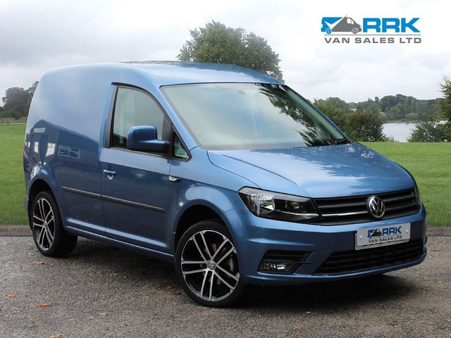 2018 18 VOLKSWAGEN CADDY 2.0 C20 TDI HIGHLINE 101 BHP