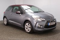 USED 2011 11 CITROEN DS3 1.6 E-HDI DSTYLE 3DR 90 BHP FREE 12 MONTHS ROAD TAX + LEATHER SEATS + PARKING SENSOR + BLUETOOTH + CRUISE CONTROL + CLIMATE CONTROL + PRIVACY GLASS + ELECTRIC WINDOWS + ELECTRIC/HEATED/FOLDING DOOR MIRRORS + 16 INCH ALLOY WHEELS