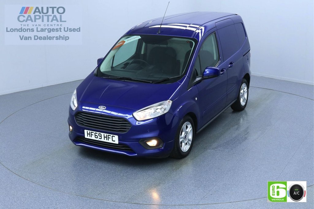 USED 2019 69 FORD TRANSIT COURIER 1.5 LIMITED TDCI 100 BHP L1 SWB EURO 6 ENGINE AIR CON   REVERSE CAMERA   F-R SENSORS   ALLOY WHEELS