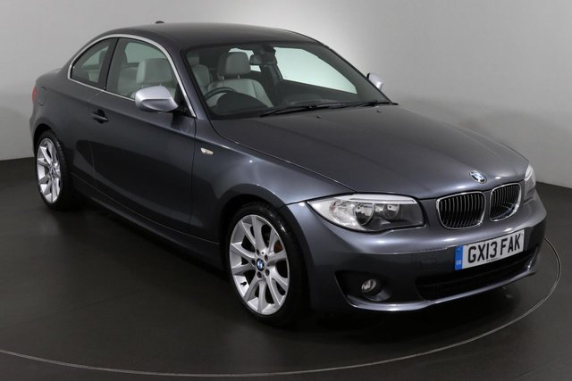 2013 13 BMW 1 SERIES 2.0 120I EXCLUSIVE EDITION 2d 168 BHP