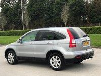 USED 2007 07 HONDA CR-V 2.2 I-CTDI ES 5d 139 BHP
