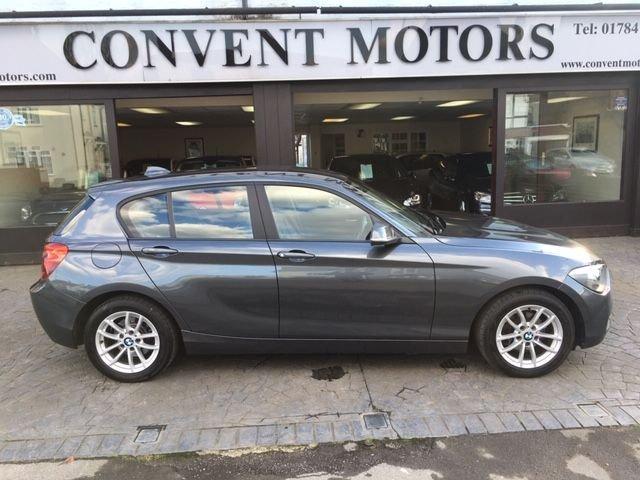 USED 2013 63 BMW 1 SERIES 1.6 116I SE 5d 135 BHP