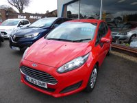 2013 FORD FIESTA 1.2 STYLE 3d 59 BHP £4995.00