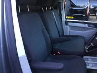 USED 2019 19 VOLKSWAGEN TRANSPORTER 2.0 T28 TDI P/V HIGHLINE BMT 147 BHP EURO 6, ULEZ COMPLIANT 150 BHP AUTO