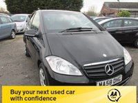 USED 2008 58 MERCEDES-BENZ A CLASS 2.0 A180 CDI CLASSIC SE 5d 108 BHP 1 OWNER AUTOMATIC DIESEL LOW MILEAGE