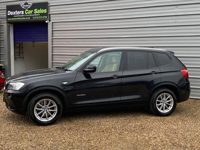USED 2014 14 BMW X3 2.0 XDRIVE20D SE 5d 181 BHP