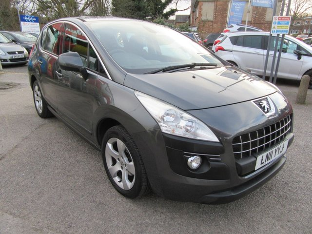 USED 2011 11 PEUGEOT 3008 1.6 SPORT HDI 5d 112 BHP A super condition 3008 with a fully documented service history Ideal for family use spacious & comfortable sports SUV A new MOT & Service prior to sale Buy with confidence please see our various feedback comments Thanks for looking