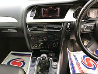 USED 2010 10 AUDI A4 2.0 TDI SE 4d 118 BHP