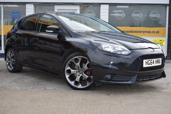 2014 FORD FOCUS 1.0 ZETEC 5d 124 BHP ST-3 LOOK A LIKE LOW INSURANCE REGISTERED CAT - S FINANCE £7500.00