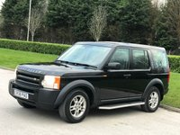 2008 LAND ROVER DISCOVERY 2.7 3 TDV6 GS 5d 188 BHP SOLD