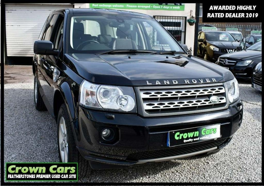 USED 2011 61 LAND ROVER FREELANDER 2.2 TD4 GS 4X4 5dr RESERVE TODAY VIEW LATER