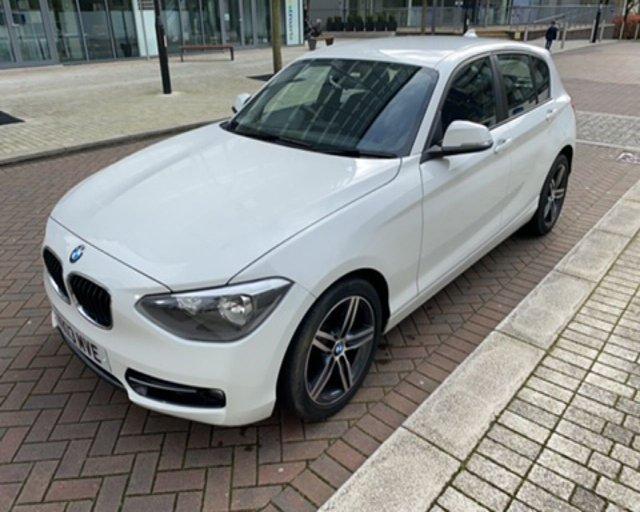 2013 13 BMW 1 SERIES 1.6 116I SPORT 5d 135 BHP