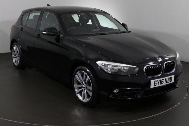 2016 16 BMW 1 SERIES 1.5 118I SPORT 5d 134 BHP ULEZ EXEMPT