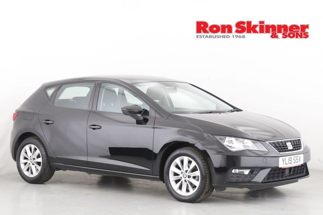 View our 2019 19 SEAT LEON 1.0 TSI SE 5d 114 BHP