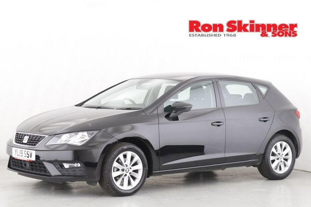 SEAT LEON at Ron Skinner and Sons