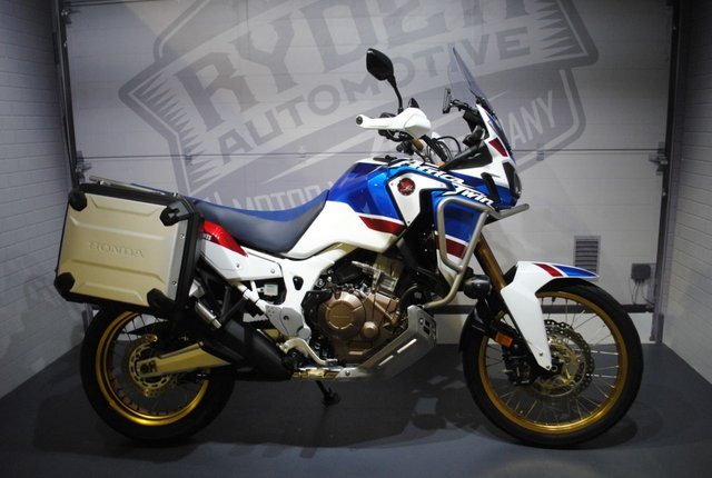 2018 68 HONDA CRF1000L AFRICA TWIN 998cc CRF 1000 L AFRICA TWIN SPORT 95 BHP