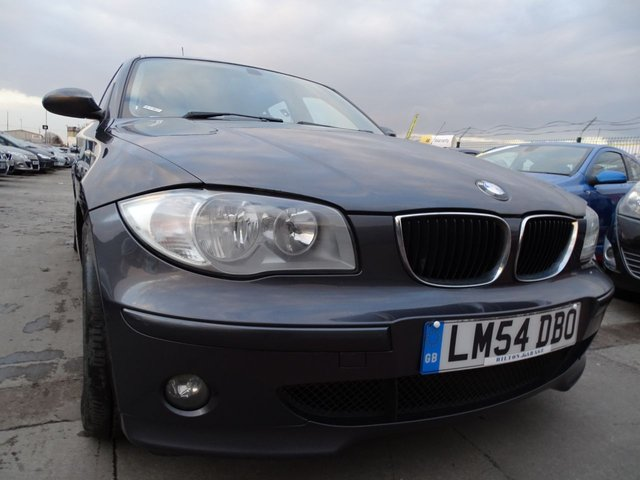 USED 2004 54 BMW 1 SERIES 2.0 120D SPORT 5d 161 BHP 1 YEAR MOT