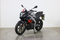 USED 2017 67 APRILIA TUONO 125 ALL TYPES OF CREDIT ACCEPTED. GOOD & BAD CREDIT ACCCEPTED, OVER 1000 + BIKES IN STOCK