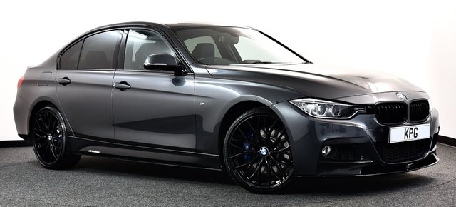 "USED 2015 15 BMW 3 SERIES 3.0 335d M Sport Auto xDrive (s/s) 4dr MPerformance Pk, 20""s, Pro Nav"