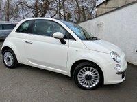 2013 FIAT 500 1.2 LOUNGE 3d 69 BHP £3695.00