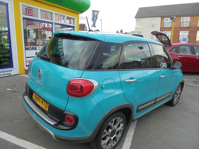 USED 2016 66 FIAT 500L 1.4 TREKKING 5d 95 BHP ** JUST ARRIVED **