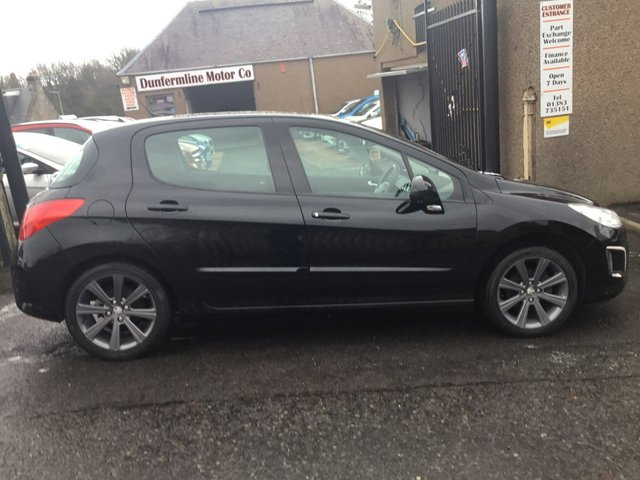 USED 2013 63 PEUGEOT 308 1.6 E-HDI ACTIVE NAVIGATION VERSION 5d 115 BHP ++FOR FULL DETAILS CALL JOHN ON 07972385205++