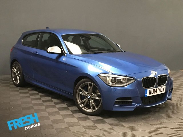 USED 2014 14 BMW 1 SERIES 3.0 M135I 3d AUTO * 0% Deposit Finance Available