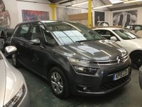 USED 2015 15 CITROEN C4 GRAND PICASSO 1.6 E-HDI VTR PLUS 5d 113 BHP