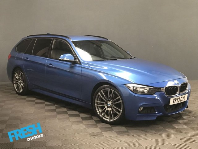 USED 2013 13 BMW 3 SERIES 2.0 320D M SPORT TOURING 5d AUTO  * 0% Deposit Finance Available