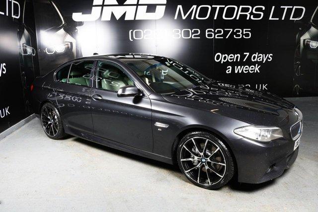 USED 2015 BMW 5 SERIES 2015 BMW 530D M SPORT AUTO 255 BHP (FINANCE AND WARRANTY)