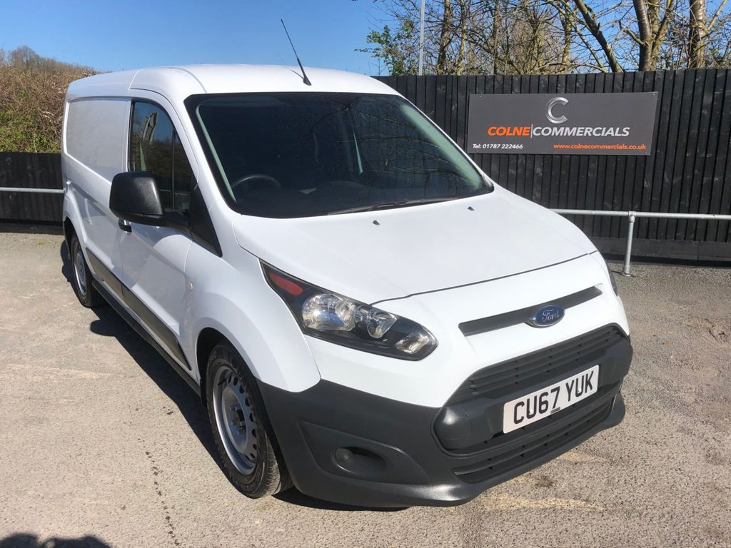 USED 2017 67 FORD TRANSIT CONNECT 1.5TDCI T210 L2 (EURO 6)(100 BHP)
