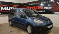 2010 PEUGEOT PARTNER 1.6 URBAN *WHEEL CHAIR ACCESSIBLE* £4750.00