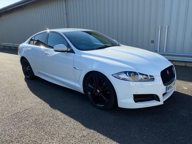 2013 63 JAGUAR XF 3.0 D V6 S PREMIUM LUXURY 275 BHP BLACK EDITION