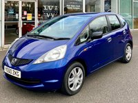 2010 HONDA JAZZ 1.2 I-VTEC S 5 DOOR HATCHBACK 89 BHP £3890.00