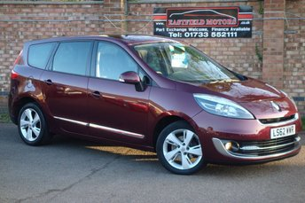 2012 RENAULT GRAND SCENIC 1.5 DYNAMIQUE TOMTOM ENERGY DCI S/S 5d 110 BHP £4990.00