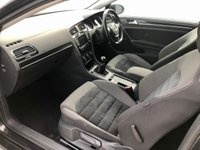 USED 2013 13 VOLKSWAGEN GOLF 2.0 GT TDI BLUEMOTION TECHNOLOGY 3d 148 BHP
