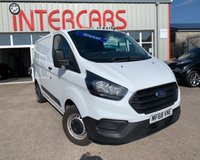 2018 FORD TRANSIT CUSTOM 2.0 300 BASE P/V L1 H1 104 BHP £12400.00