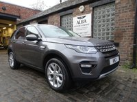 2015 LAND ROVER DISCOVERY SPORT 2.0 TD4 HSE 5d 180 BHP £19995.00