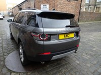 USED 2015 65 LAND ROVER DISCOVERY SPORT 2.0 TD4 HSE 5d 180 BHP (Pan Roof & 7 Seats)