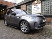 2017 LAND ROVER DISCOVERY 3.0 TD6 HSE LUXURY 5d 255 BHP £37995.00