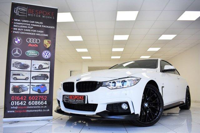 2016 16 BMW 4 SERIES 430D M SPORT