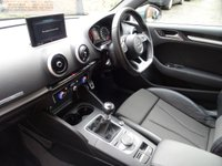 USED 2016 66 AUDI A3 1.4 TFSI S LINE 3d 148 BHP (Only £20 Per Year Road Tax)