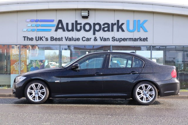 USED 2010 10 BMW 3 SERIES 2.0 318D M SPORT 4d 141 BHP LOW DEPOSIT OR NO DEPOSIT FINANCE AVAILABLE